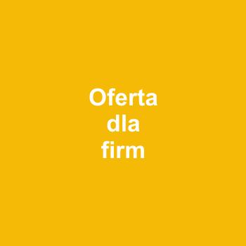 Oferta dla firm