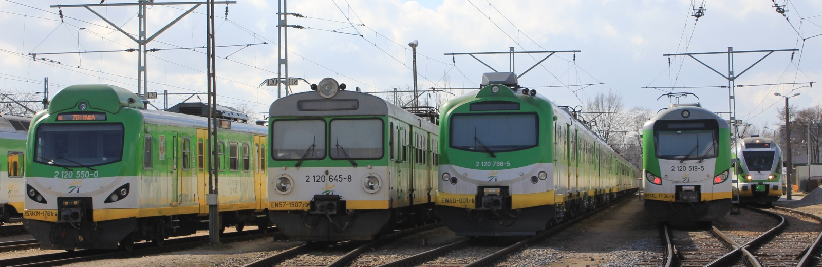 Zmiany w kursowaniu pociągów 2 maja oraz od 6 maja 2019 r.